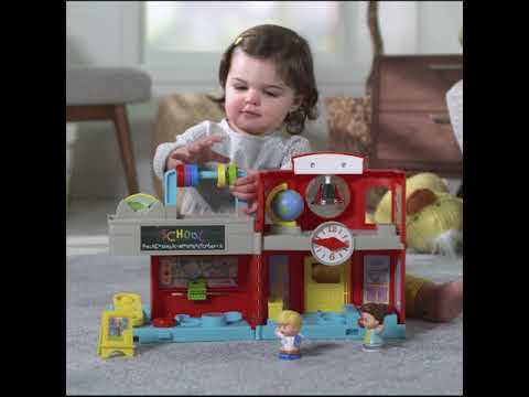 Fisher-Price Little People School House Playset | Toys R Us Canada