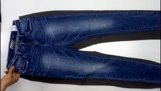 Мешок 1030201 Брюки Женские Супер Крем Арт 3154 Вес 35 кг Кол во 86 шт