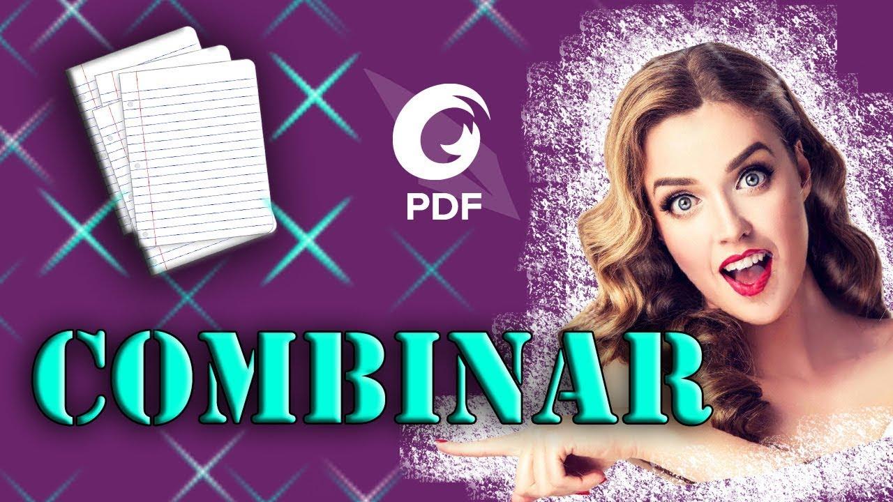 Como Combinar Documentos PDF en uno solo | Foxit