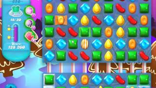 Candy Crush Soda Saga Level 650 - NO BOOSTERS