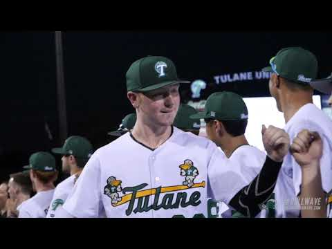 Tulane Baseball Opens 2018 with 4-3 Win over Wright State