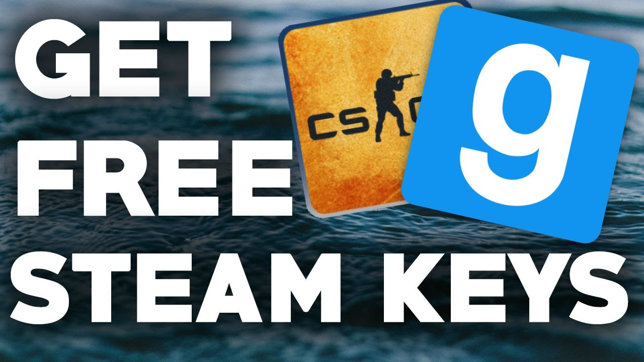 How To Get FREE Steam Keys Instantly (Fast And Easy) 2016