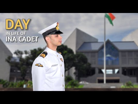Daily Routine Of a Cadet In Indian Naval Academy | INA Ezhimala