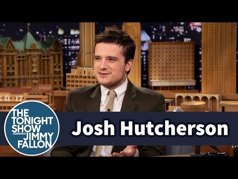 Josh Hutcherson Answers ' Twitter Questions