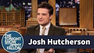 Josh Hutcherson Answers Fans