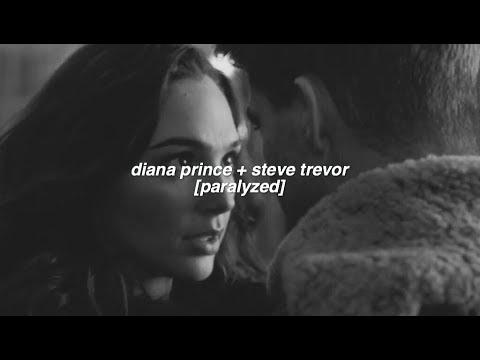 diana prince + steve trevor [paralyzed]