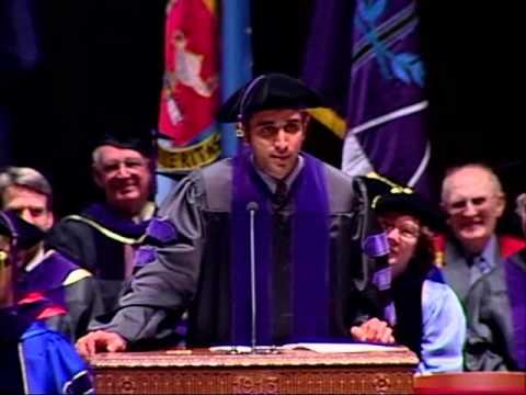 University of Michigan Law School- Full 2005 Commencement Address