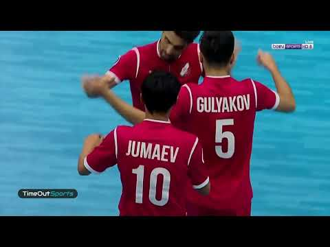 Bank of Beirut 11-2 FC Sipar TJK Highlight | AFC Futsal Club Championship 2018