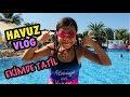 HAVUZ VLOG, Tatilde Havuza Benimle Hazırlan Bir Gün Geçir, Pool Vlog