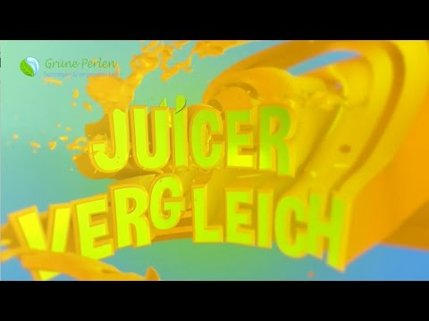 Tchibo Entsafter Slow Juicer Test : Entsafter, Saftpressen & Slow Juicer vergleich & Test - YouTube