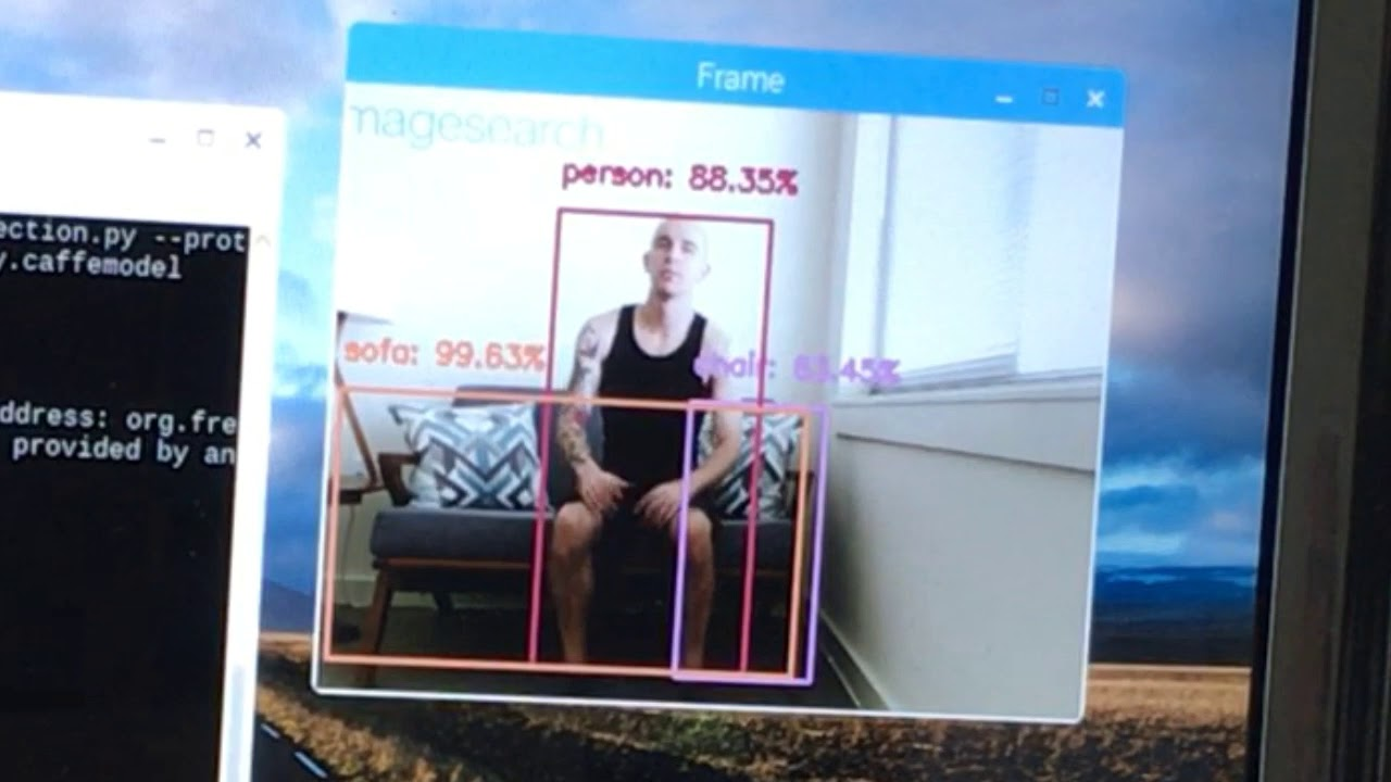 Raspberry Pi: Deep learning object detection with OpenCV (Part 2