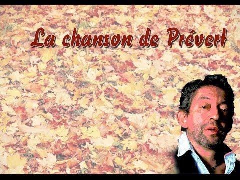 La chanson de Prévert (alto)