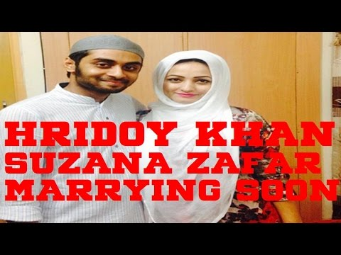 News: Hridoy Khan Marrying Super Model Sujana Zafar 2014