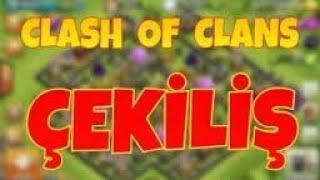 Clash OF Clans Hesab Çekilisi (kb12)