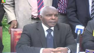 Makueni Governor Starts Process Of Dissolving County Leadership