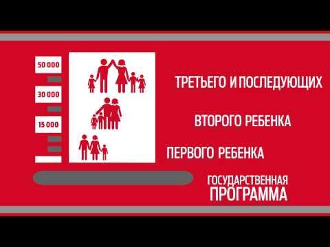 Поддержка семьи – приоритет № 1 для государства! Узнай подробности!