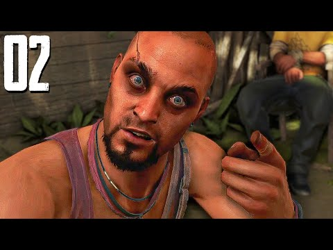 Far Cry 3 - Part 2 - CAPTURED BY VAAS
