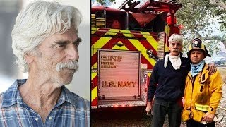 After Sam Elliott's Home Was Thre-tened By The W-ildfire, His Daughter Paid Him A Touching Tr-ibute