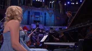 "Valentina Lisitsa - R. Addinsell ""Warsaw Concerto"" - BBC Proms 2013"