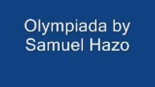olyimpiada by Samuel Hazo