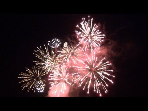 1080p HD 4th of July Fireworks Display in Blaine, Washington Fourth of July 2014