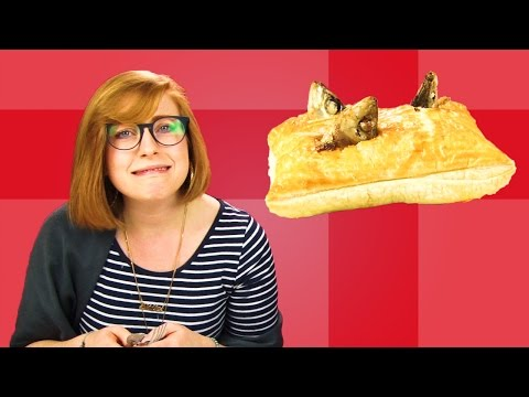 Irish People Taste Test English Food