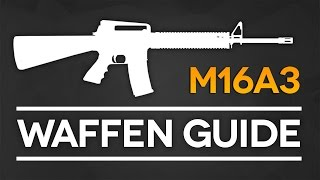 Battlefield Hardline M16A3 Waffen Guide (BFH Gameplay/BFH Guide)