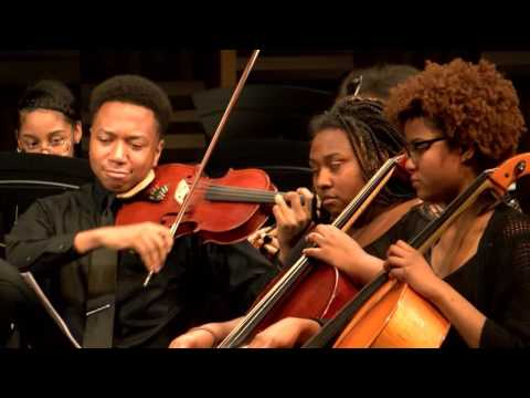 Cleveland School of the Arts Winter Concert 2016