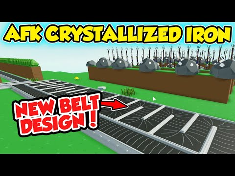 How To Get Crystallized Iron In Islands Fast Farming Pro Game