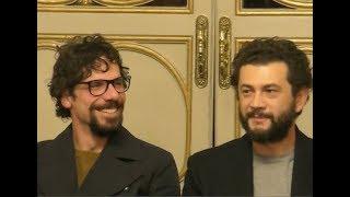 Uno Zio Vanja a Firenze - intervista a Vinicio Marchioni e Francesco Montanari