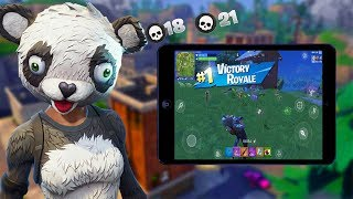 PRO FORTNITE MOBILE PLAYER //BUYING THE NEW SKINS// 225+ WINS
