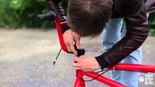Как собрать BMX