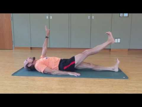 stretch and relax with john farah at imagine fitness and