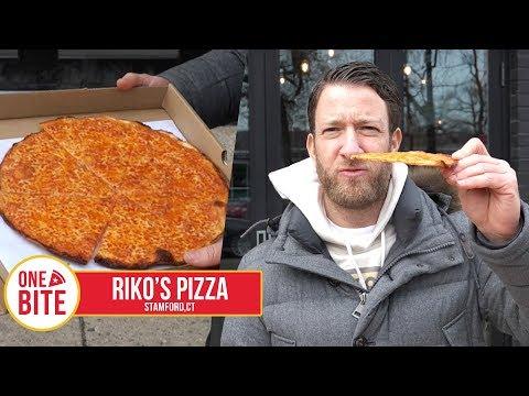 Barstool Pizza Review - Riko's Pizza (Stamford, CT)