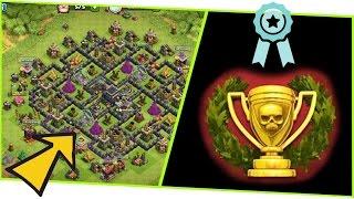 SUPER Dorfaufbau = VIELE Pokale bekommen?! ಠ Clash of Clans CoC [Deutsch] RaeshCor