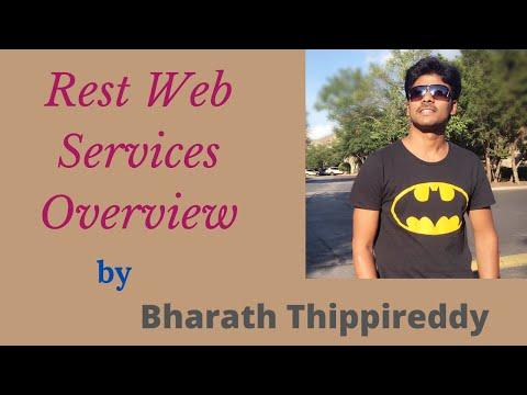 REST Web Services Overview