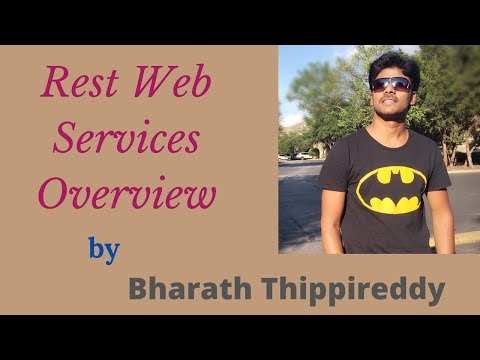 REST Web Services Overview