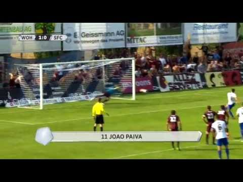 Highlights Wohlen Servette 1er Tour Multimedia   Swiss Football League