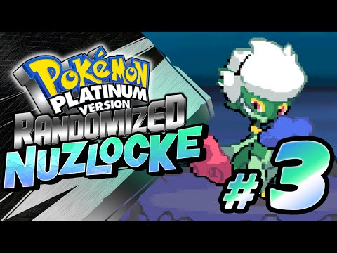 Pokemon Platinum Randomized Nuzlocke W/ Original151 EP 03 - 'Poetry Slam""