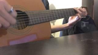 Giấc mơ của anh - Mr Siro (Guitar Cover)