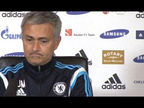 Chelsea - Jose Mourinho Visibly Upset At Prospect Of Losing Fernando Torres