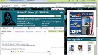 Tutorial de Colocar Musica no perfil do Orkut (executa automaticamente)