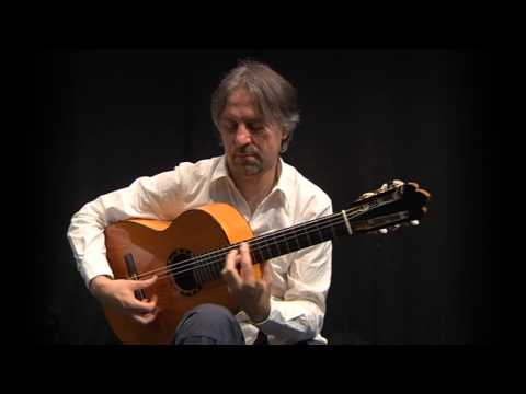 Livio Gianola: Esercizi n°4-5-6 - Classic and flamenco guitar lessons