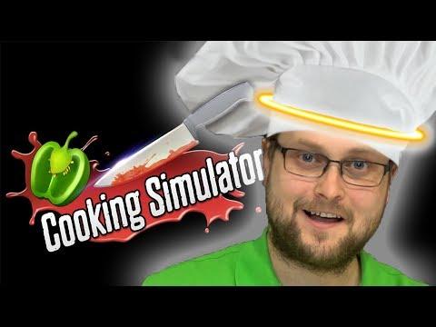 БОГИЧНЫЙ ПОВАР ► Cooking Simulator #2