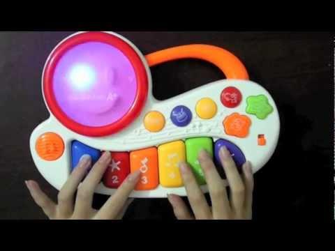 [MPGH] Giới thiệu sản phẩm Đàn cho bé yêu - miễn phí giao hàng trên toàn quốc