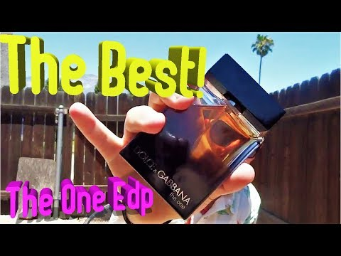 The One EDP by Dolce & Gabbana (The One Eau de Parfum is Sexiest Mens Fragrance?)