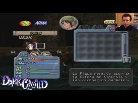 DARK CLOUD (PS2): el origen de Level-5 || Generación 128 bits #6 || Gameplay en Español HD