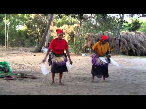 Traditional dance of Tanzania