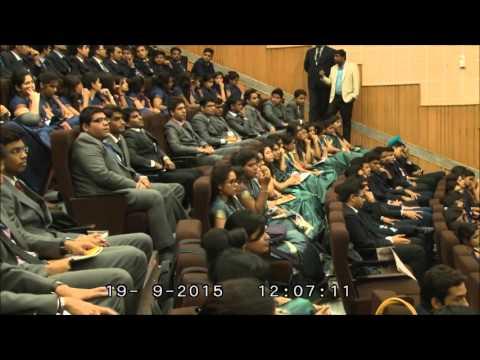 Xth Telecom Symposium: Mr. Rajesh Chadha