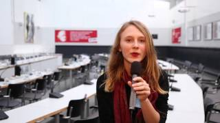 Videoblog: Claras Blick hinter die Kulissen